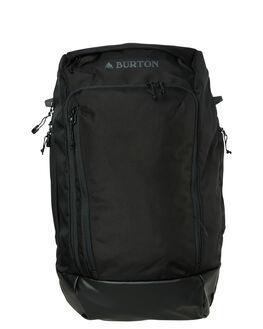 TRUE BLACK BALLISTIC MENS ACCESSORIES BURTON BAGS + BACKPACKS - 20853100001