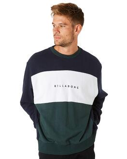 NAVY MENS CLOTHING BILLABONG JUMPERS - 9595606NVY