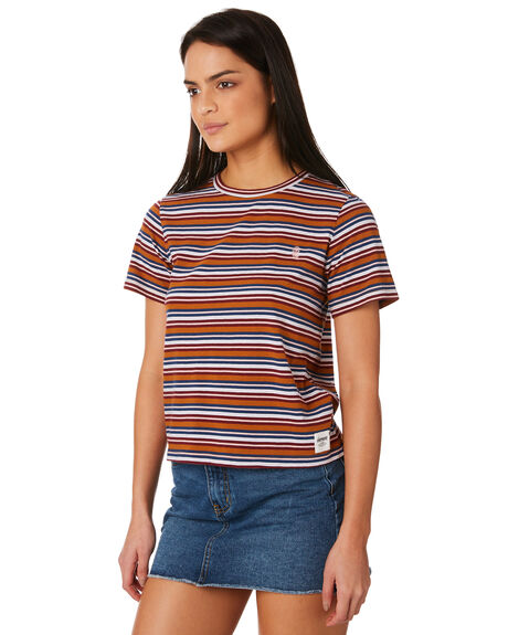 MULTI WOMENS CLOTHING ELEMENT TEES - 283009MUL
