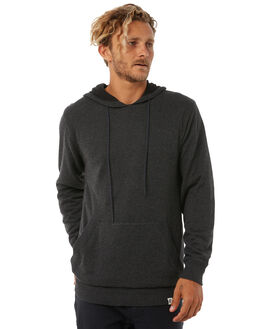 CHARCOAL MARLE MENS CLOTHING O'NEILL KNITS + CARDIGANS - 4511406905