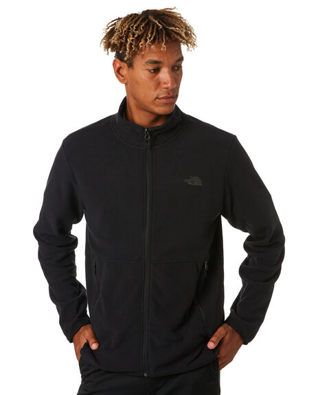 TNF BLACK MENS CLOTHING THE NORTH FACE JACKETS - NF0A4AJCKX7
