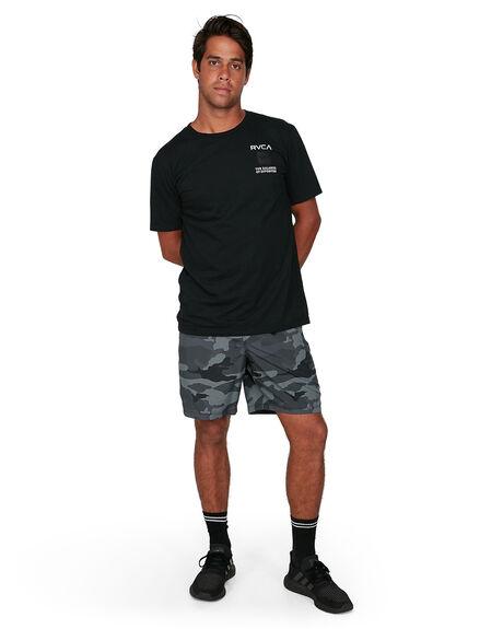 CAMO MENS CLOTHING RVCA SHORTS - RV-R305313-CMO