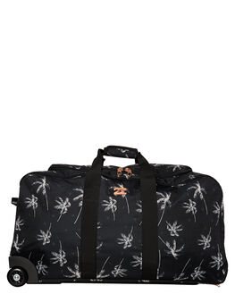 BLACK WOMENS ACCESSORIES BILLABONG BAGS - 6685253ABLK