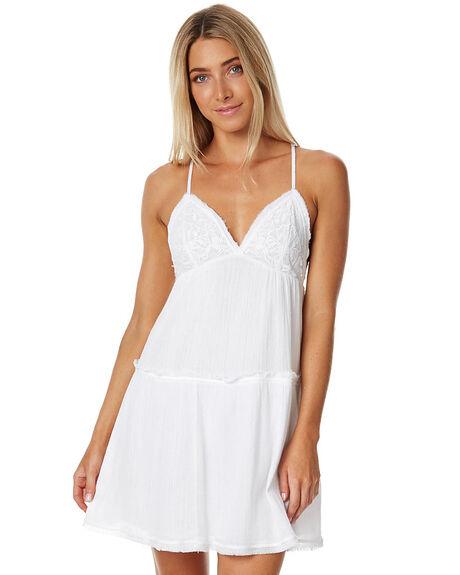WHITE WOMENS CLOTHING BILLABONG DRESSES - 6575485WHT
