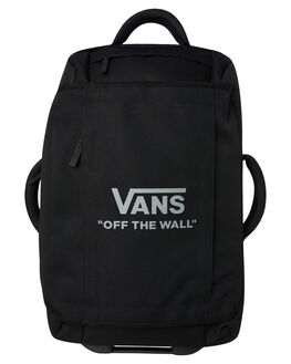 BLACK MENS ACCESSORIES VANS BAGS + BACKPACKS - VN0A3IHLBLKBLK