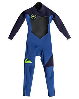 NITE BLUE BOARDSPORTS SURF QUIKSILVER BOYS - EQKW103002-XBBB