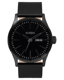 ALL BLACK MENS ACCESSORIES NIXON WATCHES - A105001