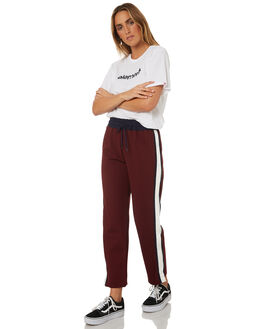 WHITE WOMENS CLOTHING ELEMENT PANTS - 288241WHT