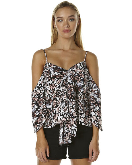 cb27548651 The Fifth Label Anytime Anywhere Womens Top - Floral Haze