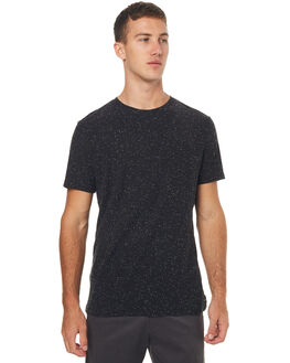 BLACK NEPS MENS CLOTHING DR DENIM TEES - 1611131BNEPS