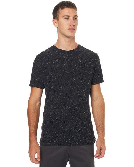 BLACK NEPS MENS CLOTHING DR DENIM TEES - 1611131BNEPS