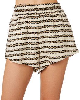 STRIPE WOMENS CLOTHING TIGERLILY SHORTS - T395303STR