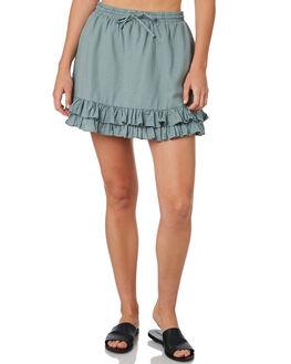 PISTACHIO WOMENS CLOTHING SASS SKIRTS - 12576SWSSPIST