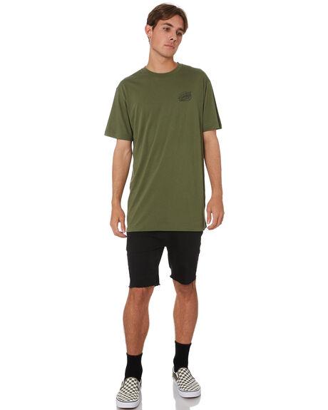 CYPRESS MENS CLOTHING SANTA CRUZ TEES - SC-MTA0853CYPRESS