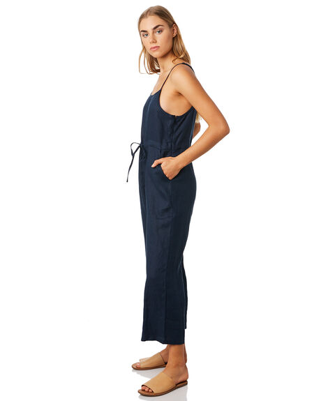 NAVY WOMENS CLOTHING RPM PLAYSUITS + OVERALLS - 9PWD04B1NVY