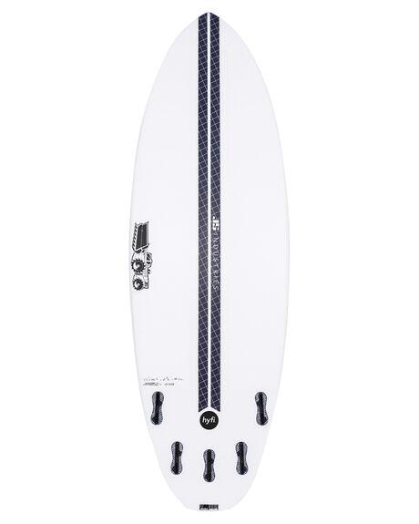 CLEAR BOARDSPORTS SURF JS INDUSTRIES SURFBOARDS - JHFLPCLR