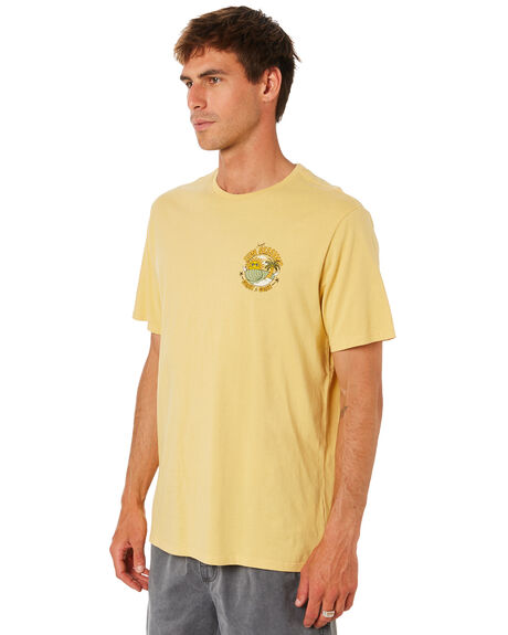 MELLOW YELLOW MENS CLOTHING SWELL TEES - S5204006MELYW