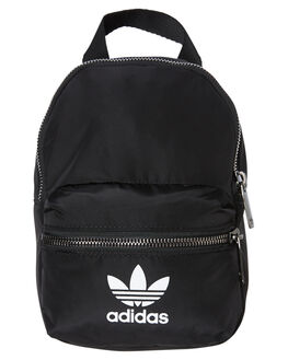 BLACK WOMENS ACCESSORIES ADIDAS BAGS + BACKPACKS - ED5869BLK