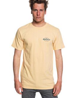 SAHARA SUN MENS CLOTHING QUIKSILVER TEES - EQYZT05111YGD0