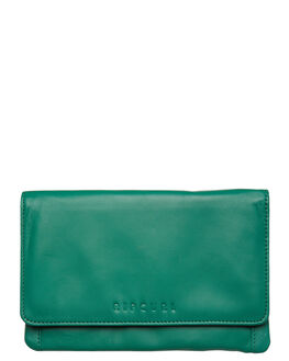 GREEN WOMENS ACCESSORIES RIP CURL PURSES + WALLETS - LWLDX10060