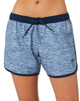 BLUE WOMENS CLOTHING RIP CURL SHORTS - GBOEA10070