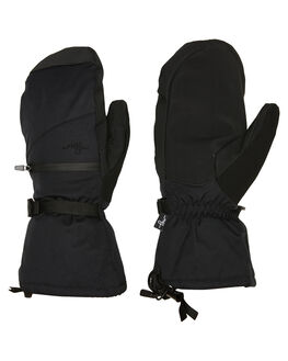 BLACK BOARDSPORTS SNOW POW GLOVES - WCL-C-S-GTX-BKBLK