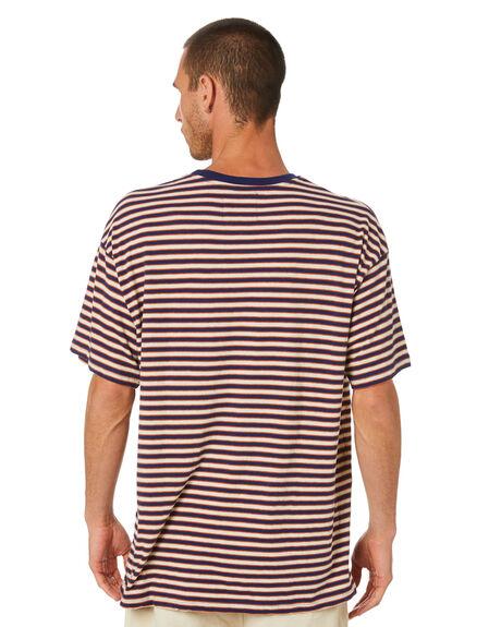 NAVY MENS CLOTHING MISFIT TEES - MT002101NVY