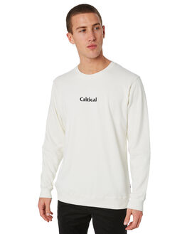DIRTY MARL MENS CLOTHING THE CRITICAL SLIDE SOCIETY JUMPERS - SWF1705DRTY