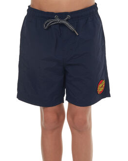 INK KIDS BOYS SANTA CRUZ SHORTS - SC-YBD6010INK