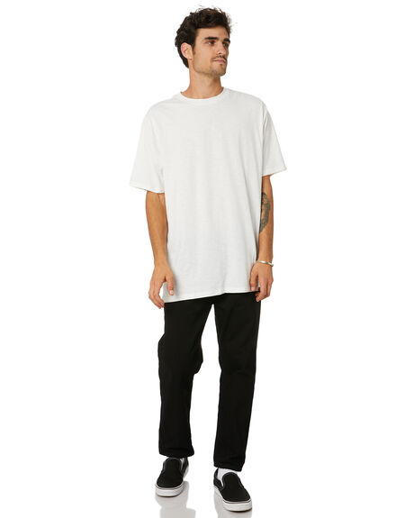 NATURAL MENS CLOTHING SILENT THEORY TEES - 40X0026NAT
