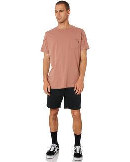 MUSHROOM MENS CLOTHING RIP CURL TEES - CTESY28543