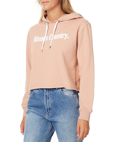 BLUSH WOMENS CLOTHING AFENDS JUMPERS - 55-01-010BLUS