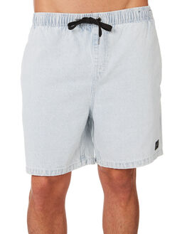 RAILROAD BLUE MENS CLOTHING RUSTY SHORTS - WKM0967RRB