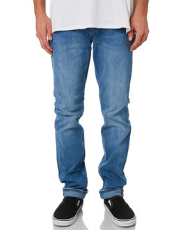 STONE ROSES MENS CLOTHING LEE JEANS - L-606447-KH3STRO