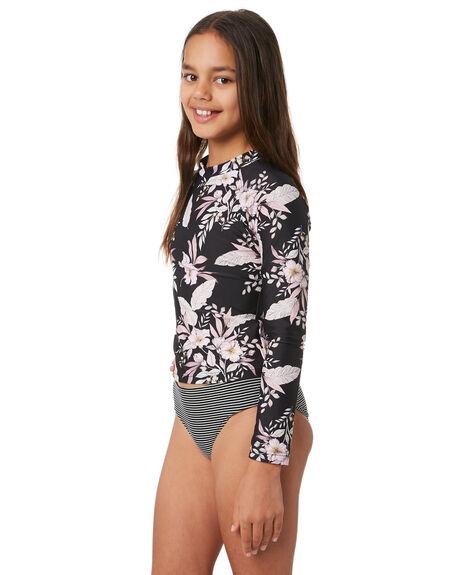BLACK KIDS GIRLS SEAFOLLY SWIMWEAR - 21100-172BLK