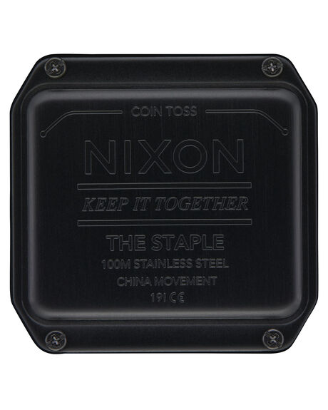 BLACK GOLD MENS ACCESSORIES NIXON WATCHES - A1282010-00