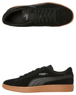 BLACK MENS FOOTWEAR PUMA SNEAKERS - 36498915BLK