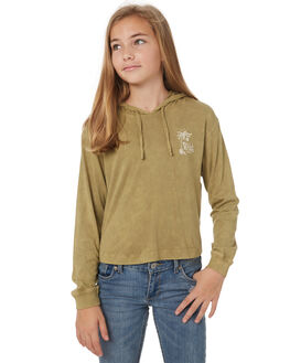 SAGE KIDS GIRLS BILLABONG TOPS - 5595071S12