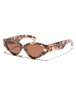 PINK TORTOISE WOMENS ACCESSORIES PARED EYEWEAR SUNGLASSES - PE1804PTPTOR