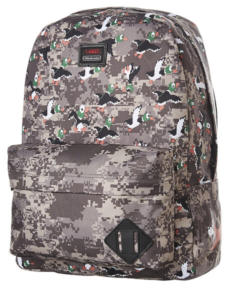 7ada35edd54 Vans Nintendo Old Skool Ii Backpack - Duck Hunt | SurfStitch