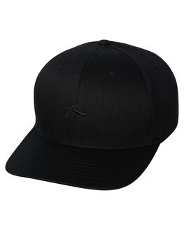 BLACK MENS ACCESSORIES RUSTY HEADWEAR - HCM0915BLK