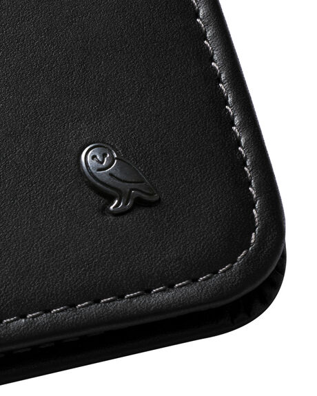 BLACK MENS ACCESSORIES BELLROY WALLETS - WHSDBLK