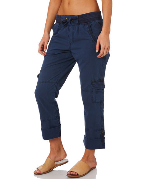 NAVY WOMENS CLOTHING SWELL PANTS - S8201191NAVY