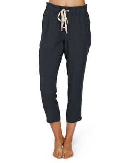 BLACK SANDS WOMENS CLOTHING BILLABONG PANTS - BB-6591404-BSD