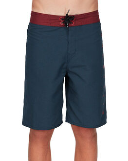 NAVY HEATHER KIDS BOYS BILLABONG BOARDSHORTS - BB-8592425-N73