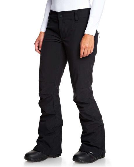 TRUE BLACK BOARDSPORTS SNOW ROXY WOMENS - ERJTP03089-KVJ0