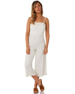 NATURAL OUTLET WOMENS THE BARE ROAD PLAYSUITS + OVERALLS - 990141-01NAT