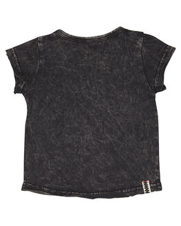 ACID BLACK KIDS BABY MUNSTER KIDS CLOTHING - MI181TE07ABLK