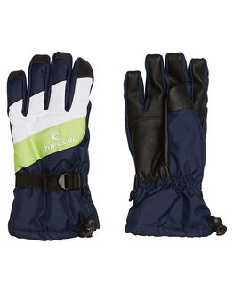 DRESS BLUE SNOW OUTERWEAR RIP CURL GLOVES - SCGAB48632
