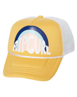 YELLOW KIDS GIRLS RIP CURL HEADWEAR - FCABE10010